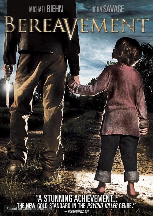 Bereavement - DVD movie cover