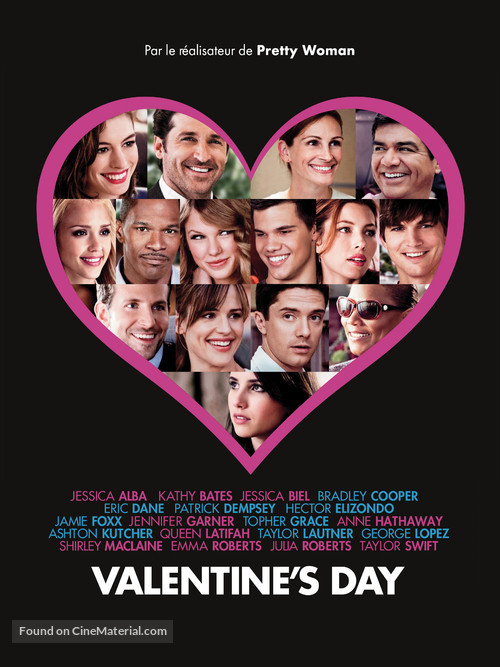 Valentine's Day - French Movie Poster