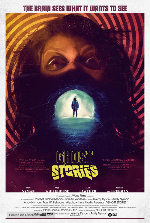 Ghost Stories - Movie Poster