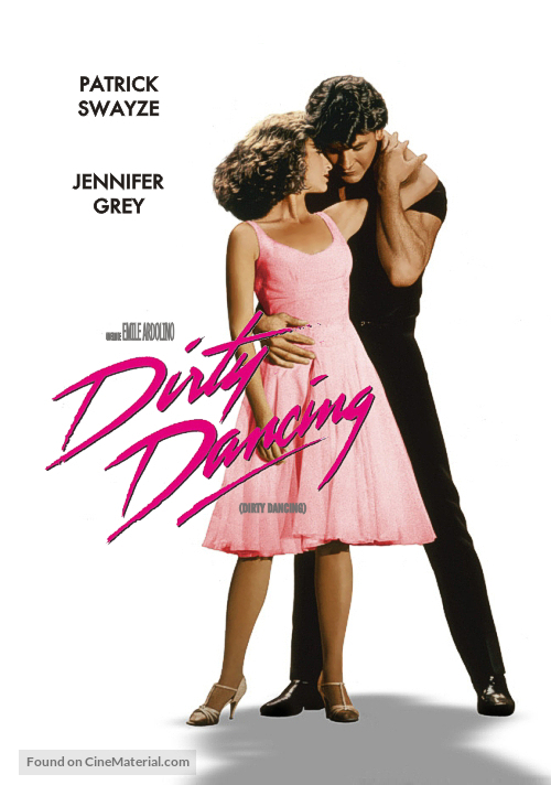 Dirty Dancing - Argentinian Movie Cover