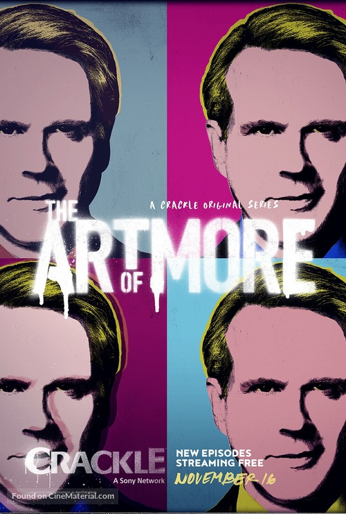 """The Art of More"" - Movie Poster"