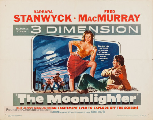 The Moonlighter - Movie Poster