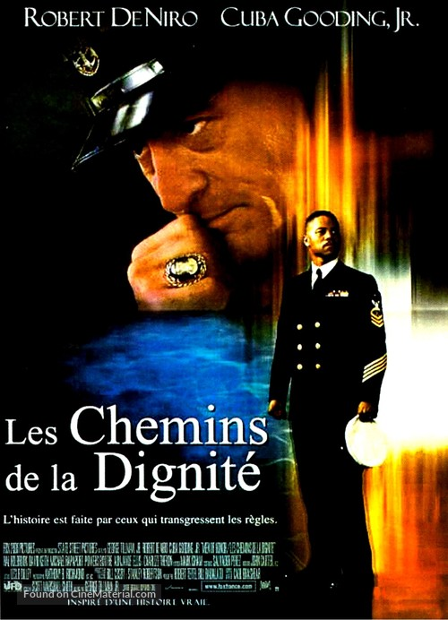Men Of Honor - French Movie Poster