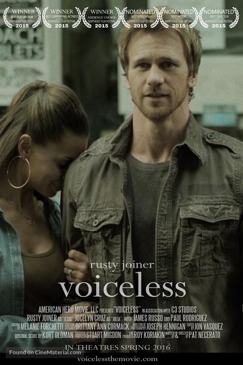 Voiceless - Movie Poster