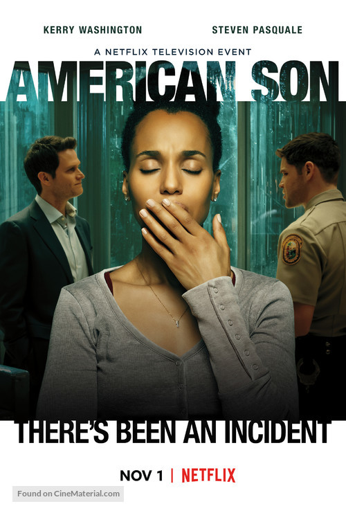 American Son - Movie Poster