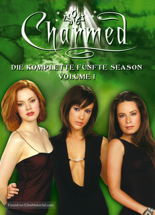 """Charmed"" - German DVD movie cover"