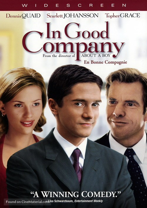 In Good Company - Movie Cover