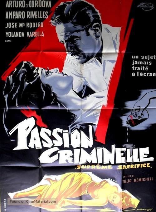 La herida luminosa - French Movie Poster