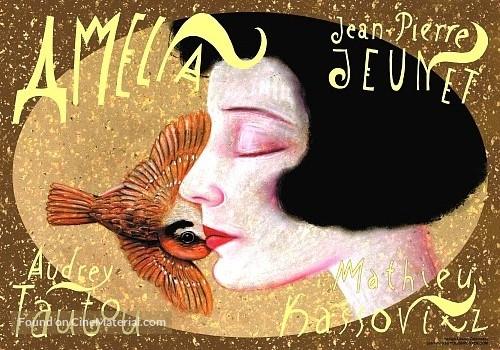 Le fabuleux destin d'Amélie Poulain - Polish Movie Poster
