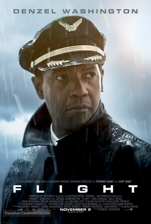 Flight - Movie Poster