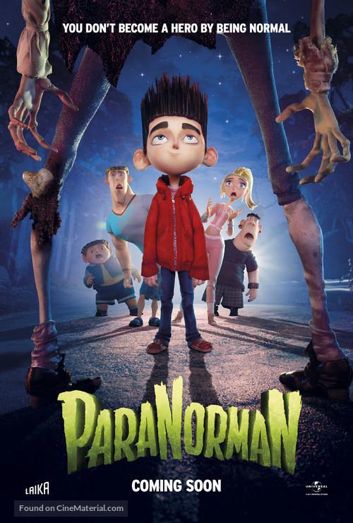 ParaNorman - Movie Poster