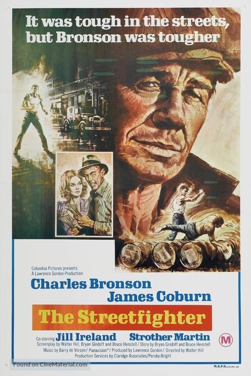 Hard Times - Australian Movie Poster