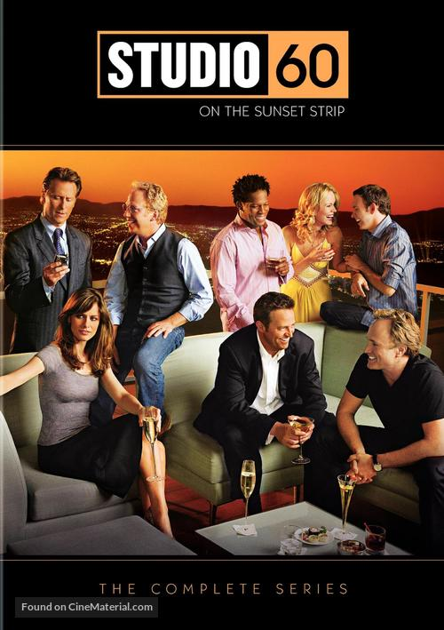 """Studio 60 on the Sunset Strip"" - Movie Cover"