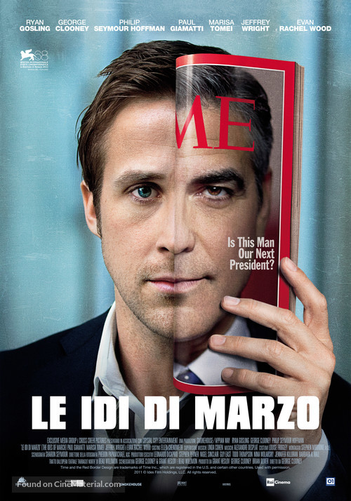 The Ides of March - Italian Movie Poster