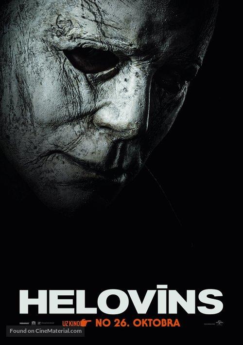 Halloween - Latvian Movie Poster
