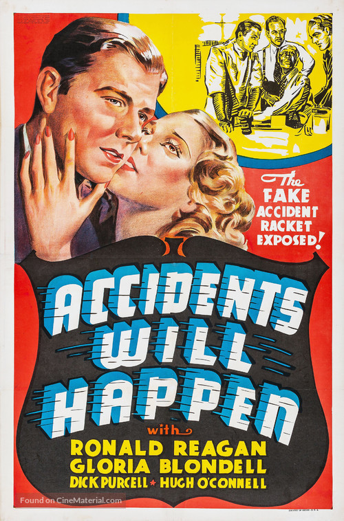 Accidents Will Happen - Movie Poster