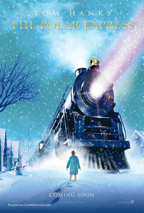 The Polar Express - Movie Poster