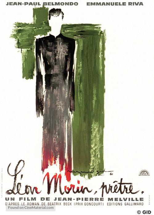 Léon Morin, prêtre - French Movie Poster
