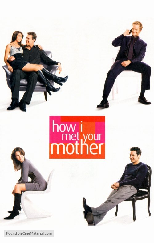 """""""How I Met Your Mother"""" - Movie Poster"""