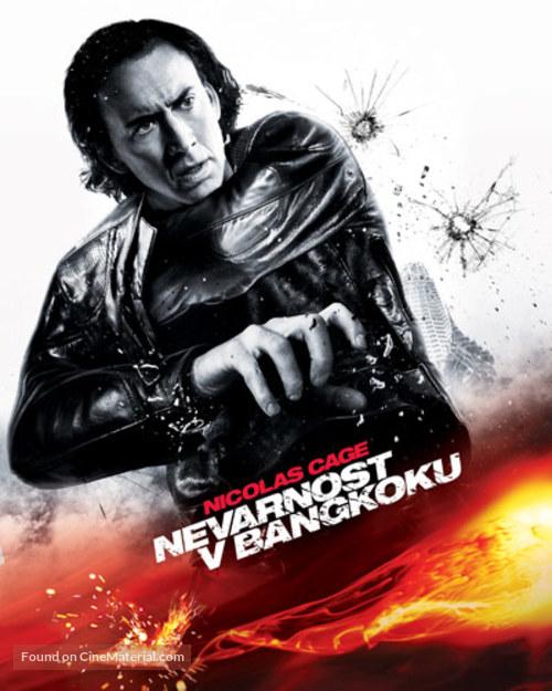 Bangkok Dangerous - Slovenian Movie Poster