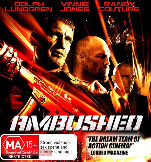 Ambushed - Australian Blu-Ray movie cover