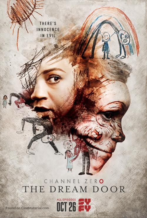"""""""Channel Zero"""" - Movie Poster"""