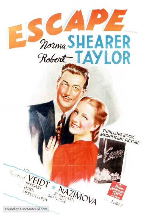 Escape - Movie Poster