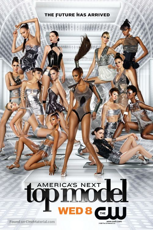 """America's Next Top Model"" - Movie Poster"