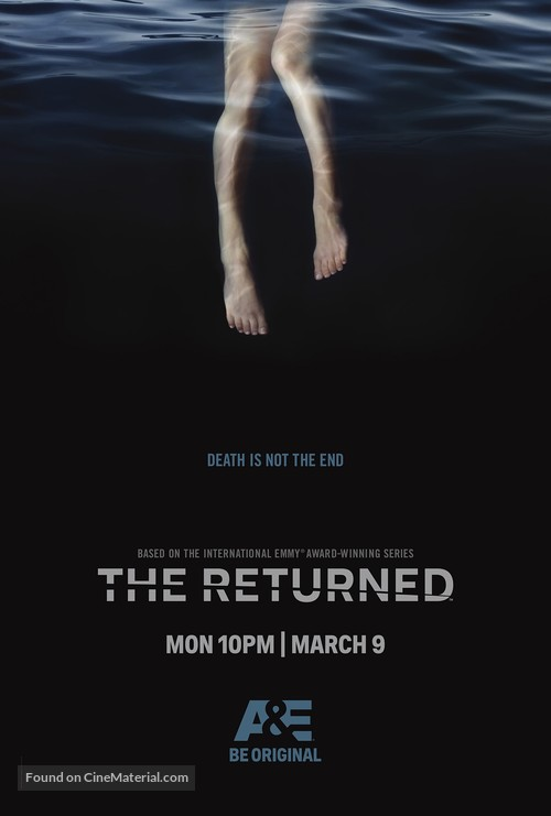 """The Returned"" - Movie Poster"
