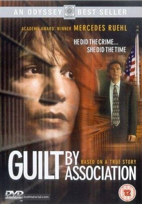 Guilt by Association - British DVD movie cover