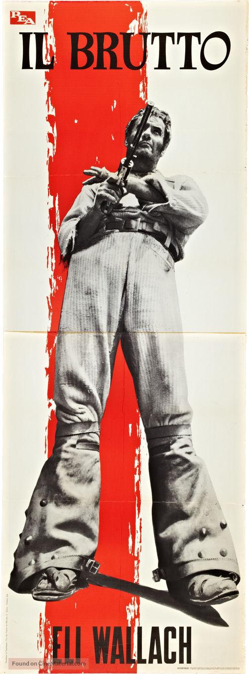 Il buono, il brutto, il cattivo - Italian Movie Poster