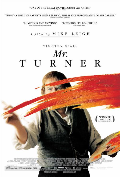 Mr. Turner - Movie Poster