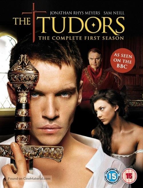 """The Tudors"" - British Movie Cover"
