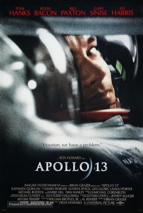 Apollo 13 - Movie Poster