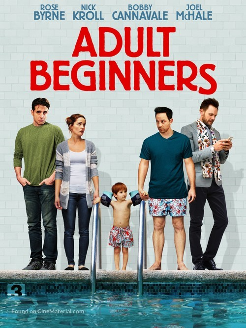 Adult Beginners - Movie Cover