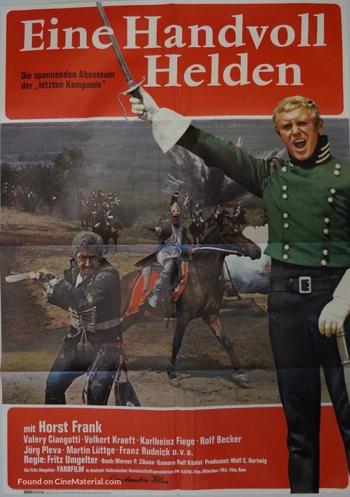 Eine Handvoll Helden - German Movie Poster
