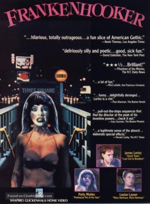 Frankenhooker - Movie Poster