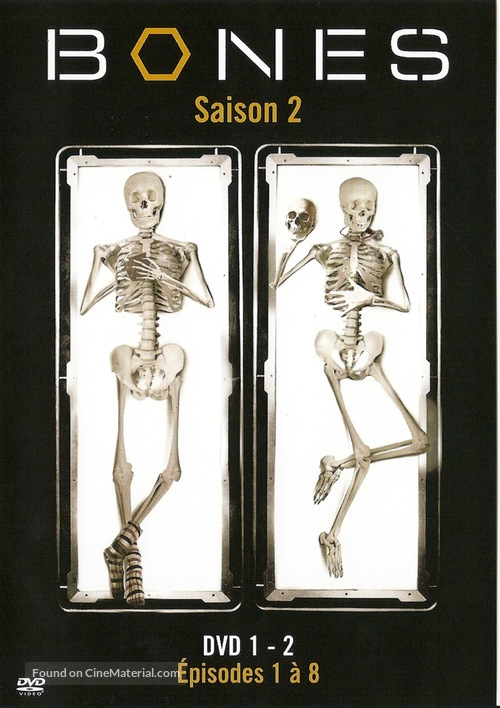 """Bones"" - French Movie Cover"