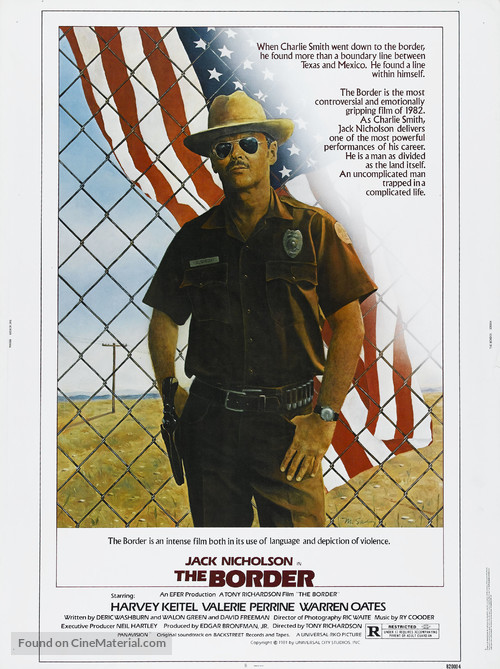 The Border - Movie Poster