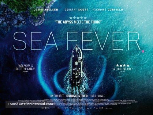 Sea Fever (2020) British movie poster