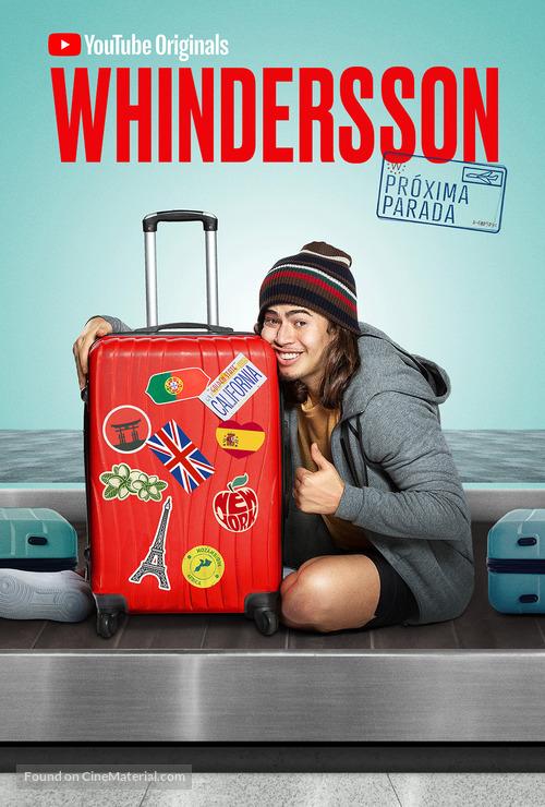 """Whindersson: Próxima Parada"" - Brazilian Movie Poster"