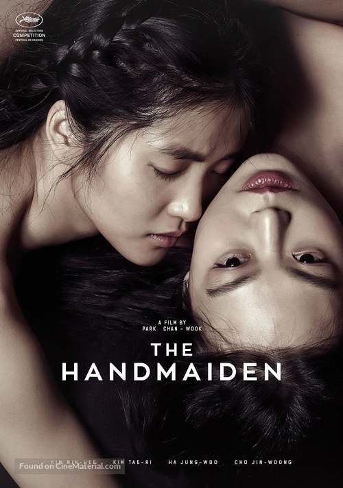 Image result for the handmaiden movie poster