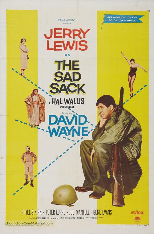 The Sad Sack - Movie Poster