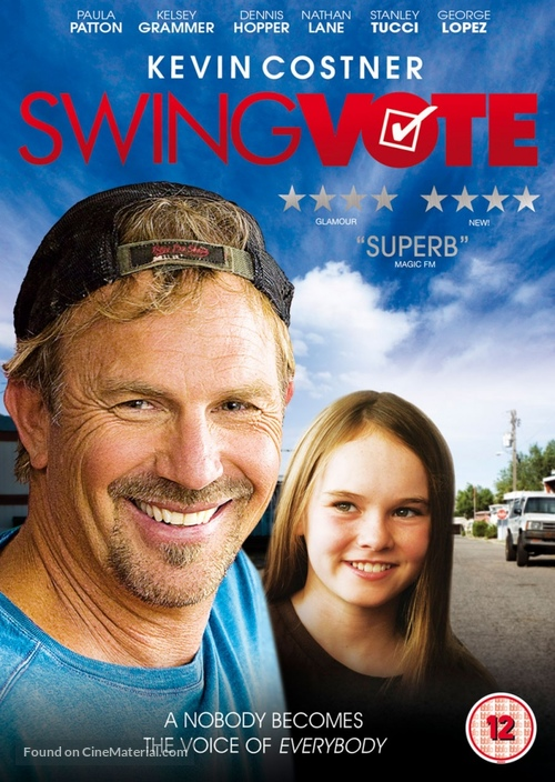 a review of swing vote a satirical comedy drama film by joshua michael stern Read common sense media's swing vote review, age rating  joshua michael stern studio: uplifting political comedy combines romance and satire age 12+.