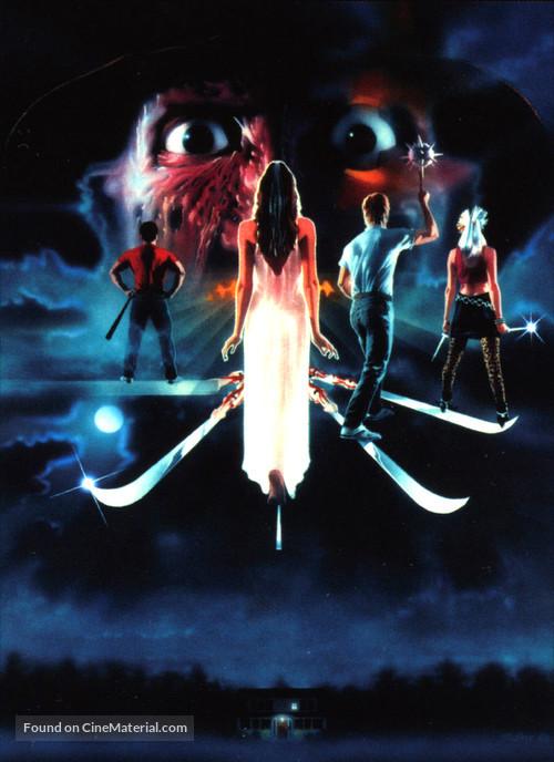 A Nightmare On Elm Street 3: Dream Warriors - Key art