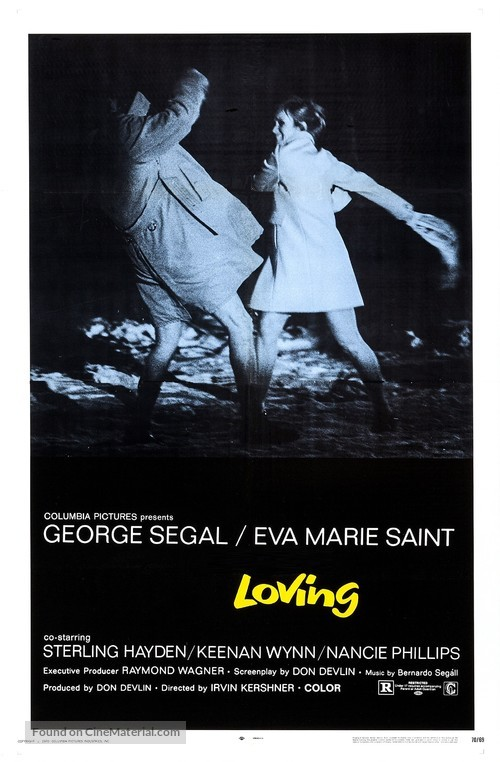 Loving - Movie Poster