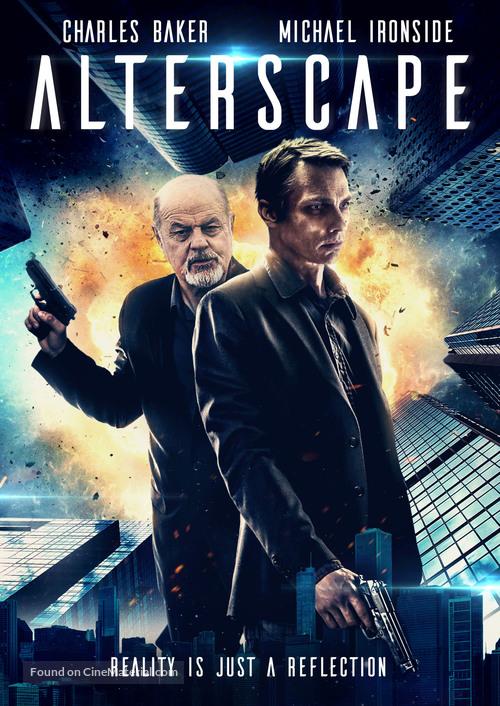 Alterscape - DVD movie cover