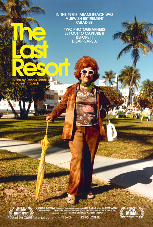The Last Resort - Movie Poster