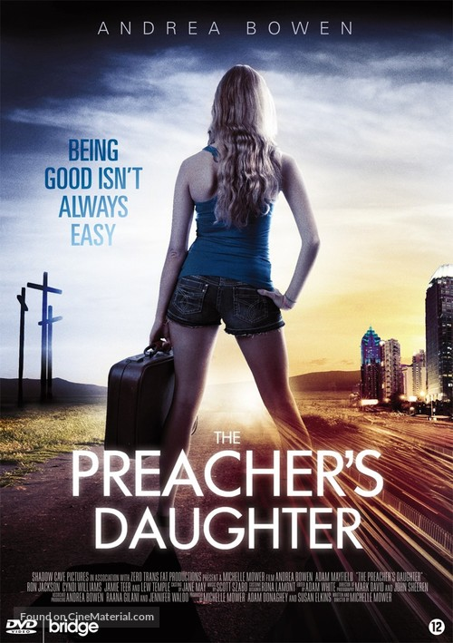 The Preacher's Daughter - Dutch DVD movie cover