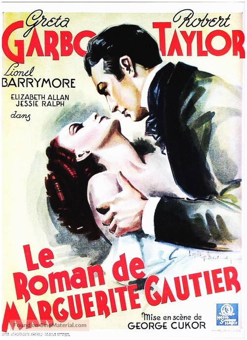 Camille - Belgian Movie Poster